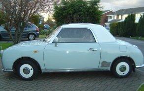 Nissan Figaro Imports | FIGARO CAR IMPORTS LTD